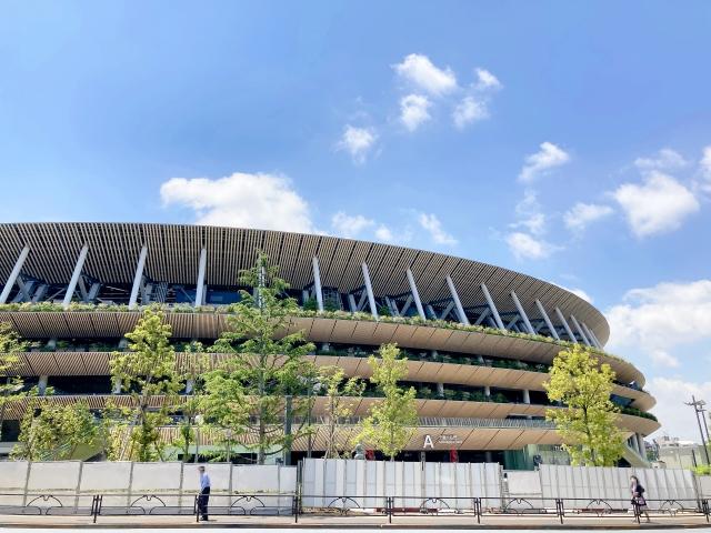 東京オリンピックに想う事